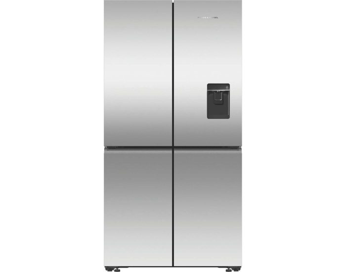 Fisher and Paykel 605L Quad Door Refrigerator RF605QNUVX1 Main