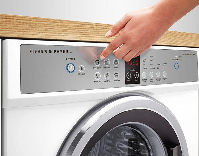 Fisher & Paykel DE7060G1 7Kg Vented Dryer Control Panel