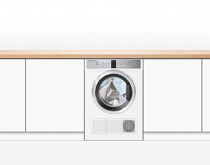 Fisher & Paykel DE7060G1 7Kg Vented Dryer Life Style