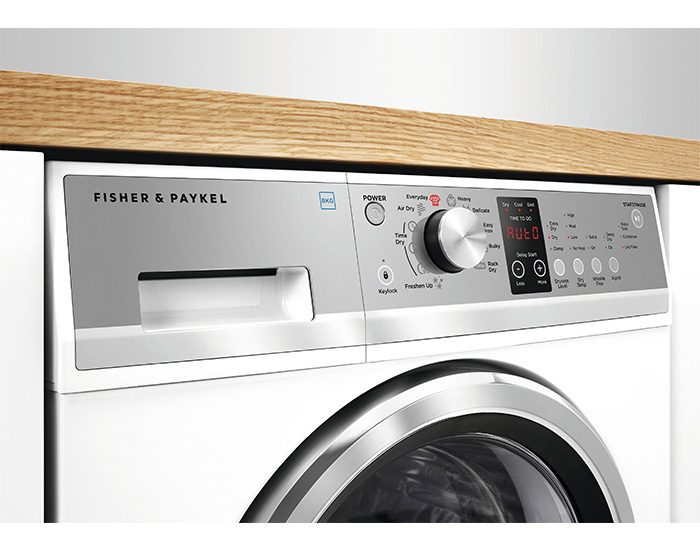 Fisher & Paykel DE8060P2 8Kg Condenser Dryer Control