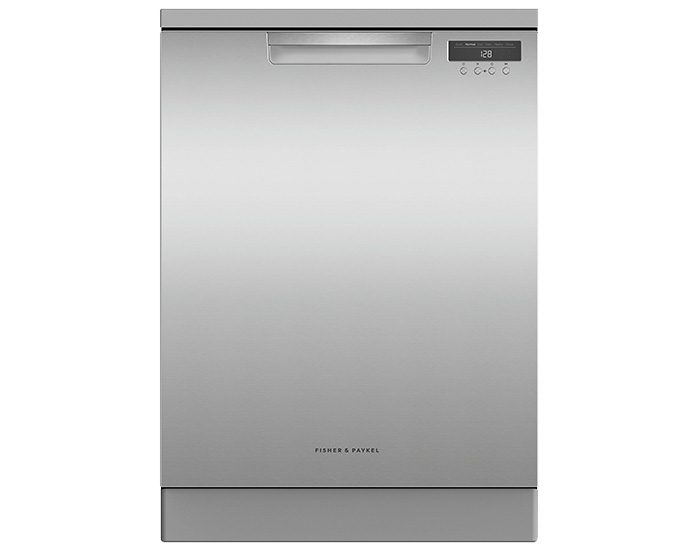 Fisher & Paykel DW60FC1X1 Stainless Steel Freestanding Dishwasher Main