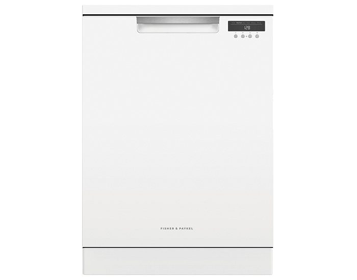 Fisher & Paykel DW60FC4W1 15 Place White Freestanding Dishwasher Main