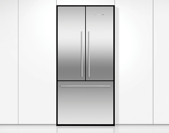 Fisher & Paykel RF522ADX5 519L Stainless Steel French Door Fridge Lifestyle