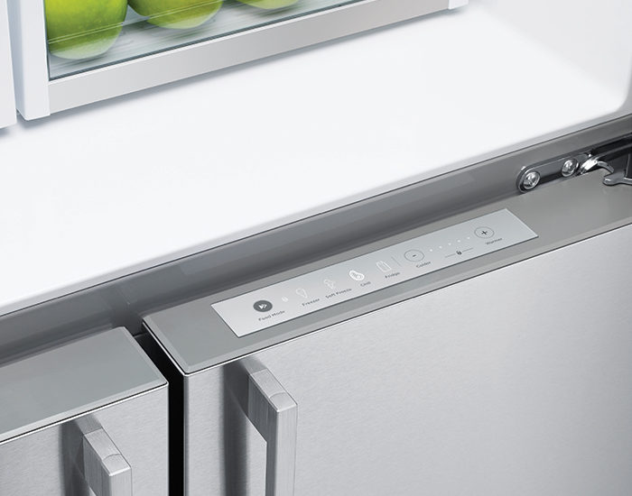 Fisher & Paykel RF605QDUVX1 605L Quad Door Fridge Freezer Control 1