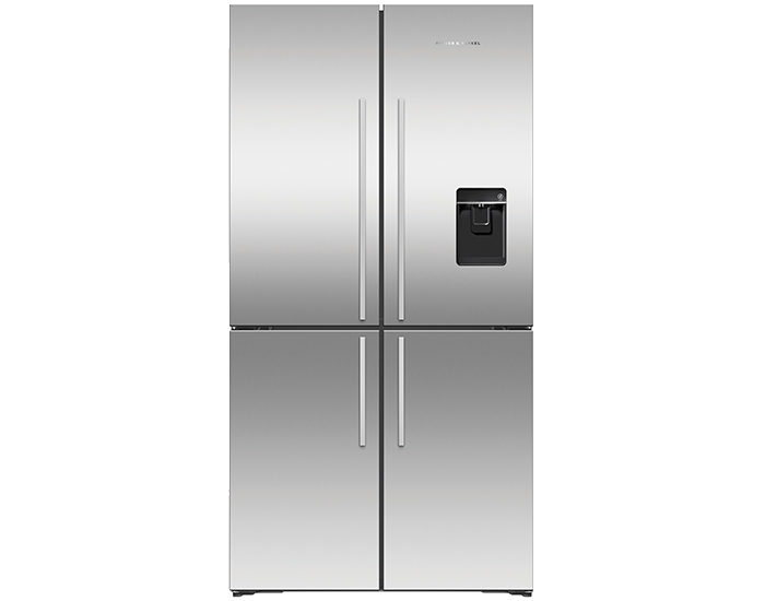 Fisher & Paykel RF605QDUVX1 605L Quad Door Fridge Freezer Main