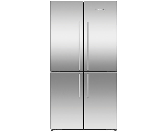 Fisher & Paykel RF605QDVX1 605L Stainless Steel French Door Fridge Main