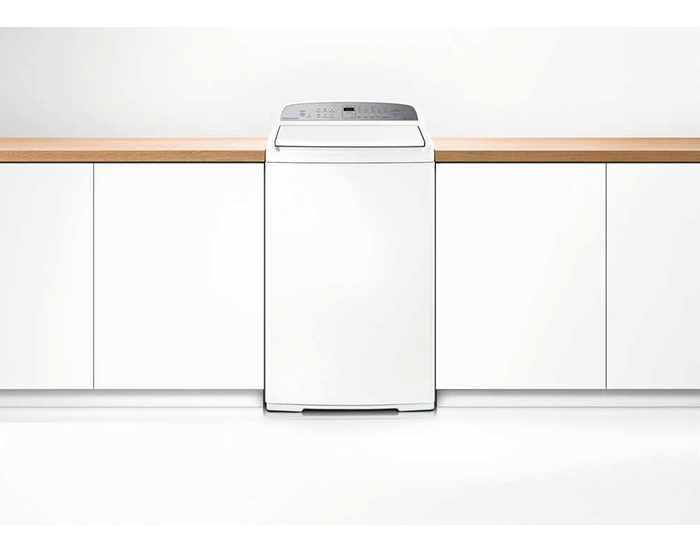 Fisher Paykel WA8560G1 8KG Top Load Washer Lifestyle Front Image
