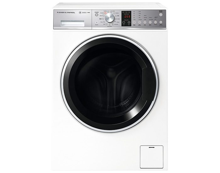 Fisher & Paykel WH1060P1 10kg Front Loader Washer Front