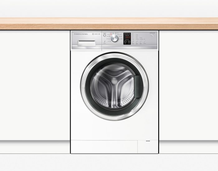 Fisher Paykel WH8060J3 Front Load Washing Machine Lifestyle