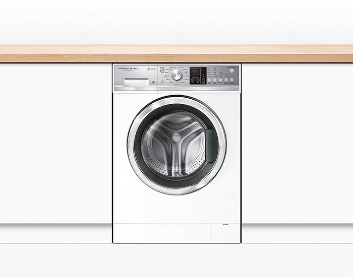 Fisher & Paykel WH8560F1 8.5kg Front Load Washer Lifestyle Image