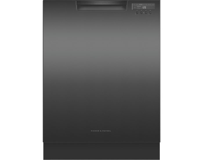 Fisher and Paykel DW60UC6B 15 Place Setting Built-Under Dishwasher in Black main