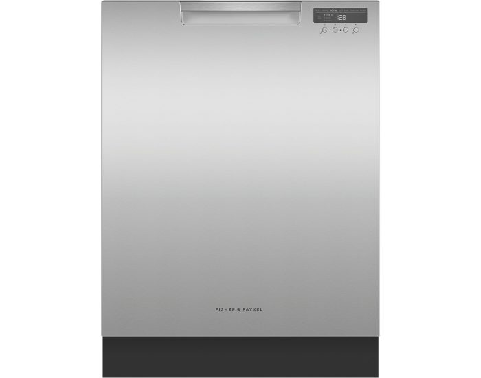 Fisher and Paykel DW60UC6X 15 Place Setting Built-under Dishwasher in Stainless Steel Main