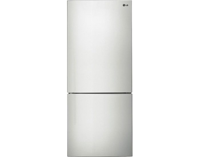 LG GB450UWLX 450L Bottom Freezer Fridge