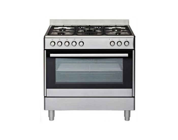 Euromaid GG90S 90cm Stainless Steel Freestanding Oven