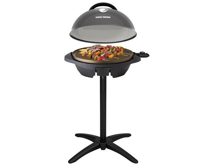 George Foreman GGR300AU Indoor/Outdoor BBQ Grill