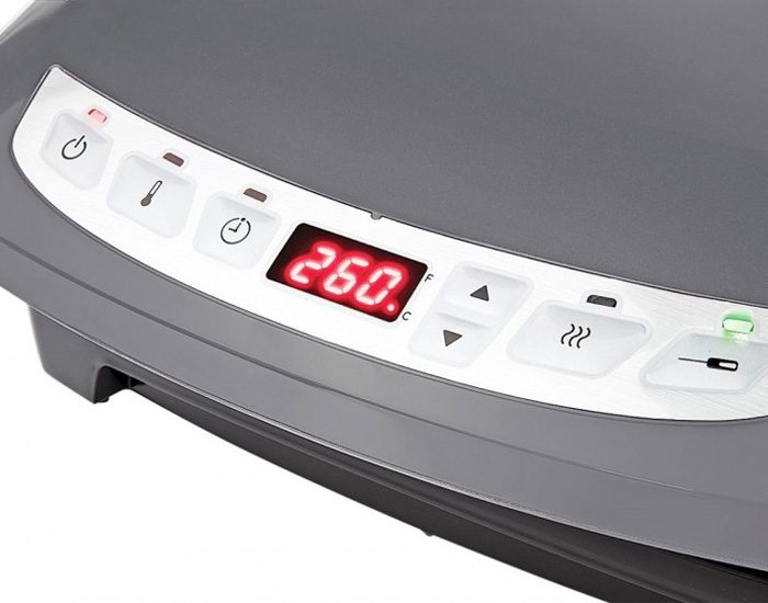 George Foreman GR24001AU Smart Temperature Grill
