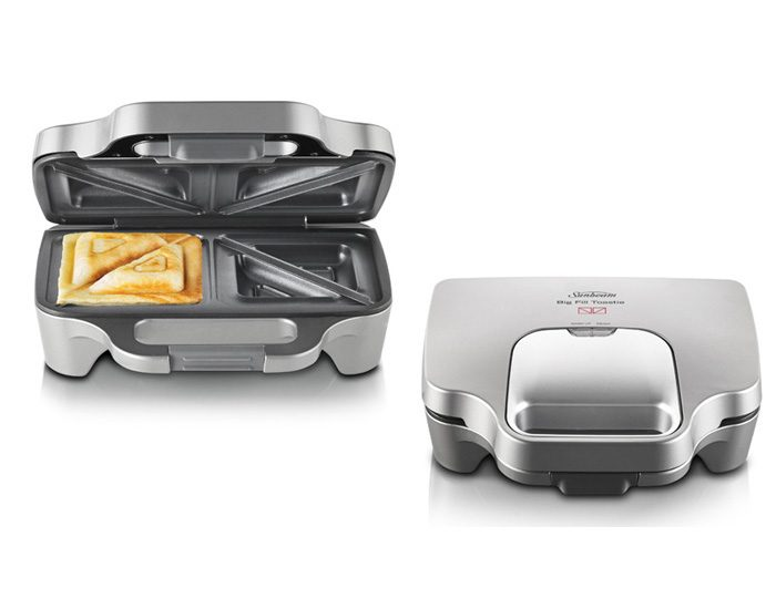Sunbeam GR6250 Big Fill Toastie™ 2 Sandwich Maker