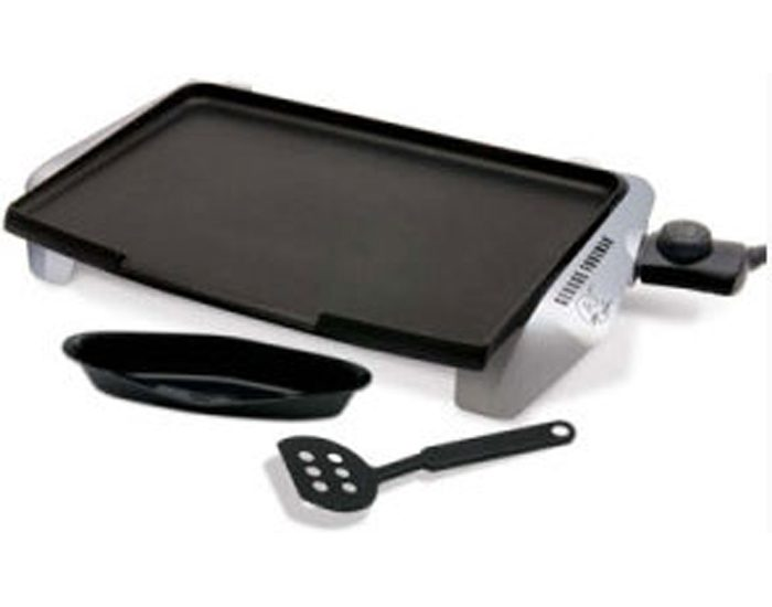 George Foreman GREG10 Electric Griddle