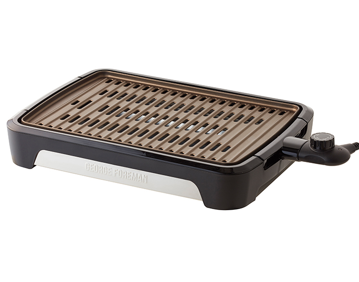 George Forman GFSG01 Smokeless Grill Main
