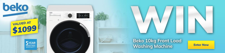 Giveaway Beko Washing Machine Desktop