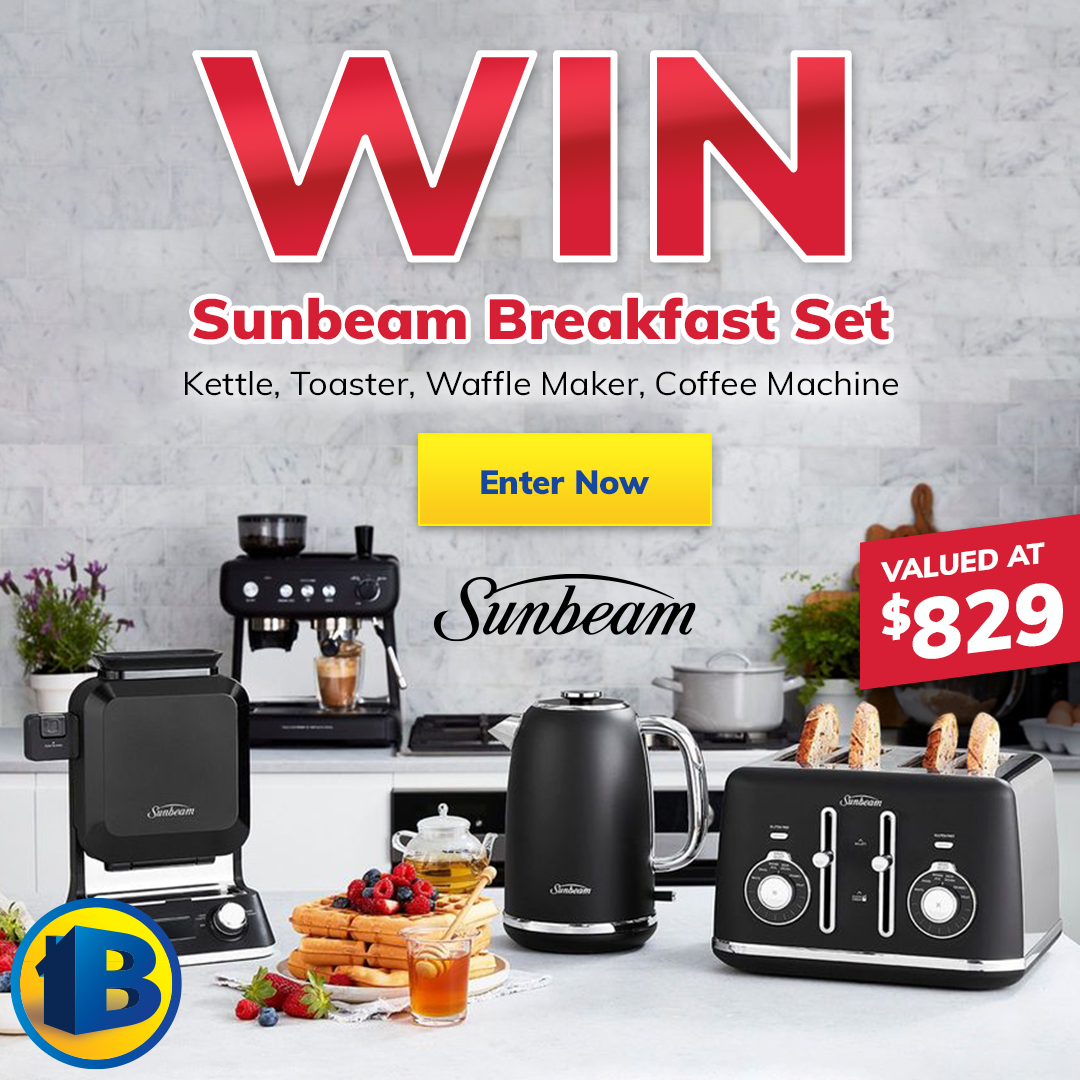 2021 Giveaway Sunbeam Appliance Pack mobile