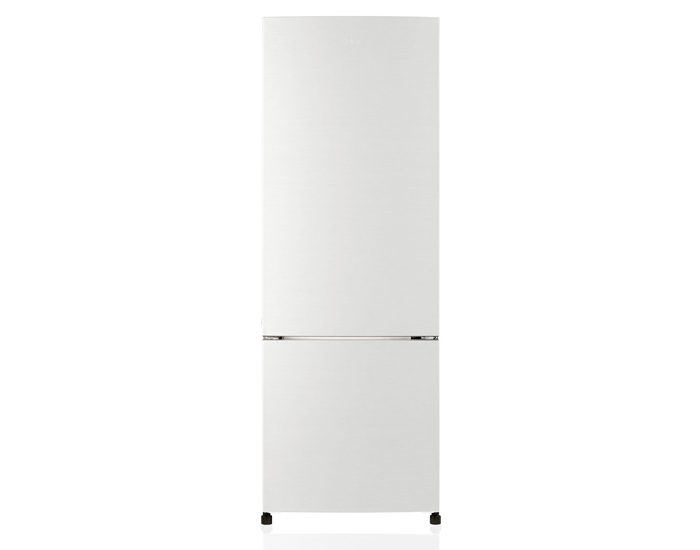 Haier HBM340WH1 340L Bottom Mount Fridge