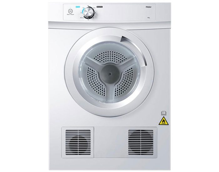 Haier HDV40A1 4kg Front Load Vented Dryer