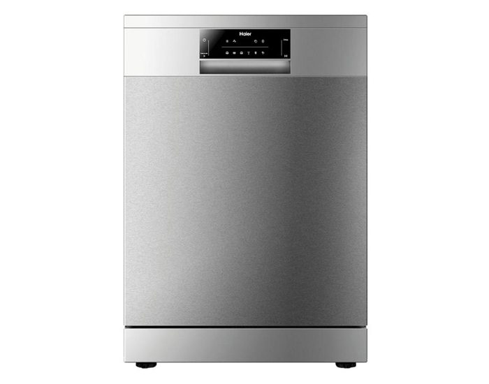 Haier HDW13G1X 60cm Stainless Steel Freestanding Dishwasher