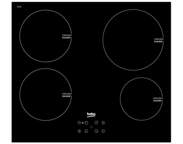 Beko HII64400ATN 60cm Induction Cooktop