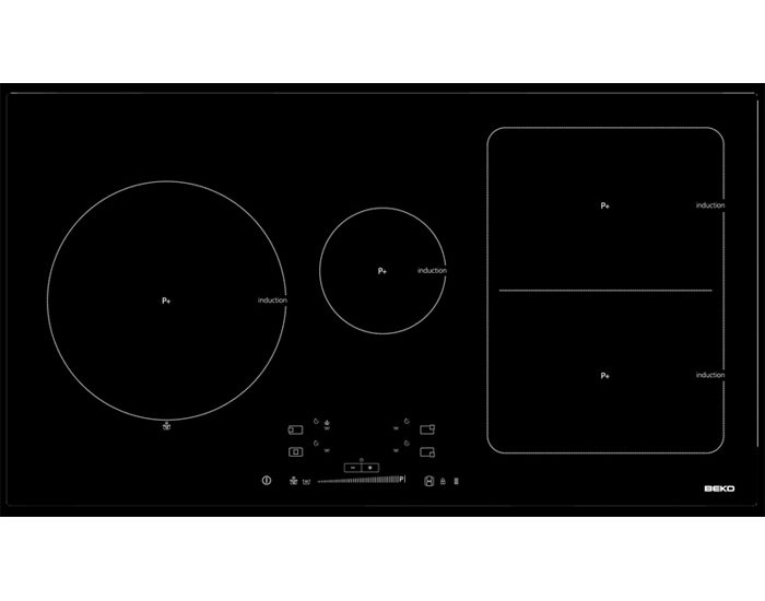Beko HII94400FT 90cm Induction Cooktop