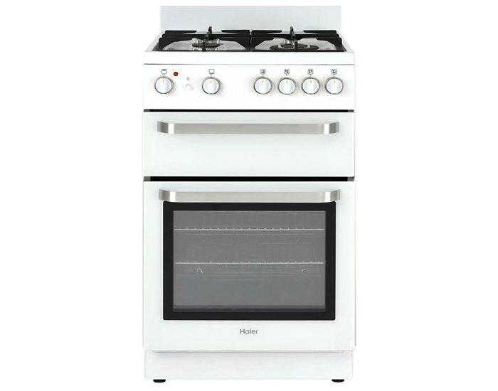 Haier HOR54B5MGW1 54cm Freestanding Cooker