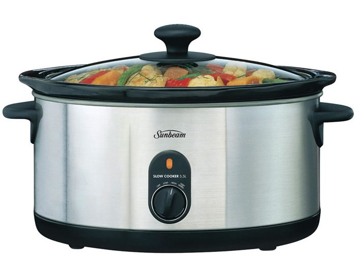Sunbeam HP5520 5.5L Slow Cooker