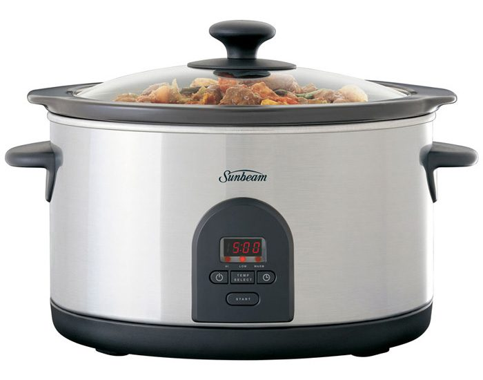 Sunbeam HP5590 5.5L Electronic Slow Cooker