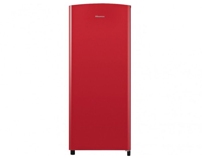 Hisense HR6BF170R 170L Red Bar Fridge