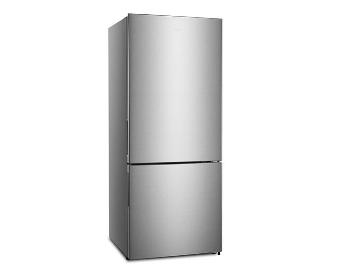 Hisense HR6BMFF453S 453L Stainless Steel Bottom Mount Fridge
