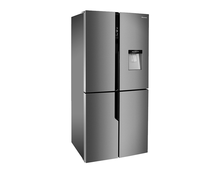 Hisense HR6CDFF509SW 509L Stainless Steel French Door Fridge