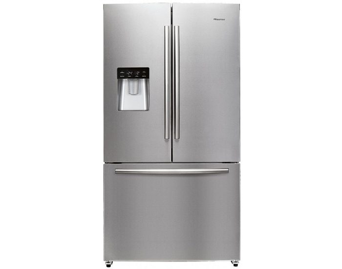 Hisense HR6FDFF630S 630L Stainless Steel French Door Fridge