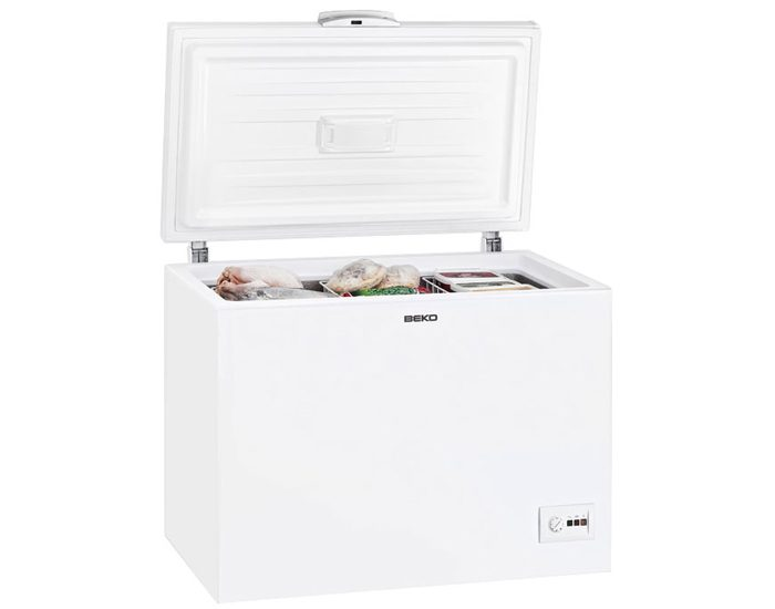 Beko HSA32520 315L Chest Freezer