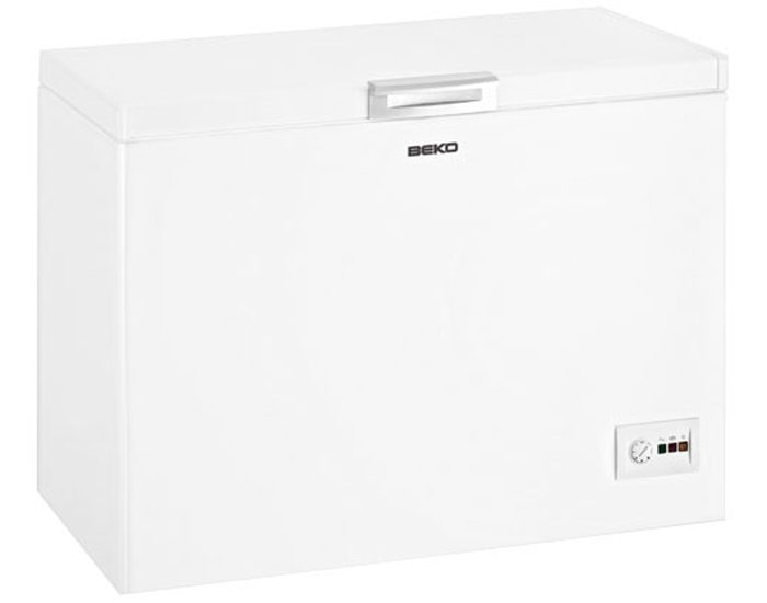 Beko HSA32520 315L Chest Freezer