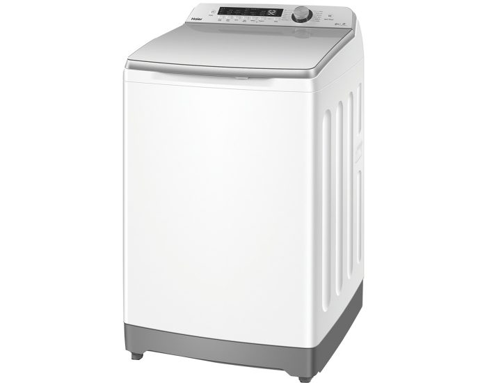 Haier 8kg Top Load Washer HWT08AN1 Angle
