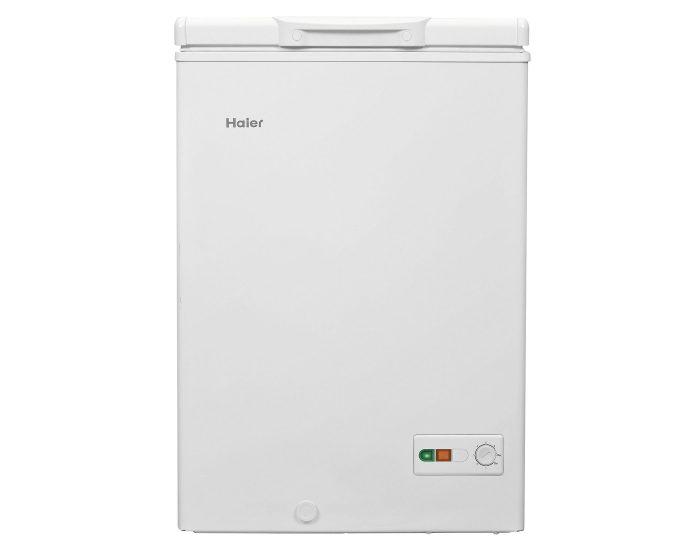 Haier HCF101 101L Chest Freezer in White Main