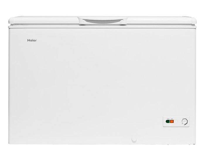 Haier HCF324W2 324L White Chest Freezer Main