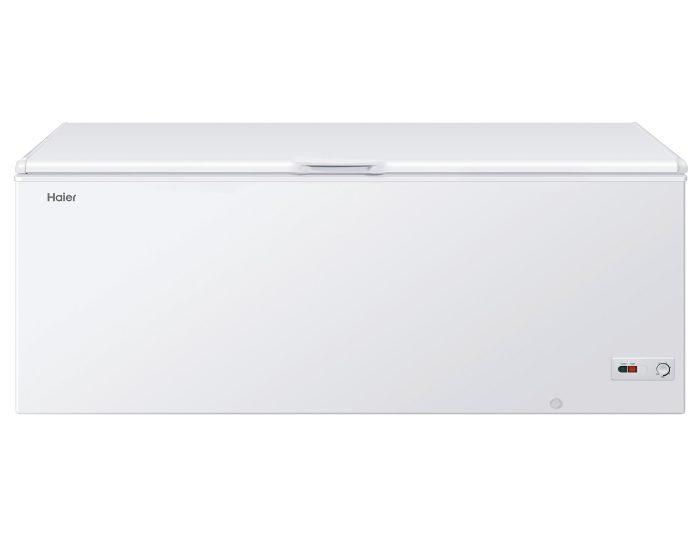 Haier HCF719 719L Chest Freezer in White Main