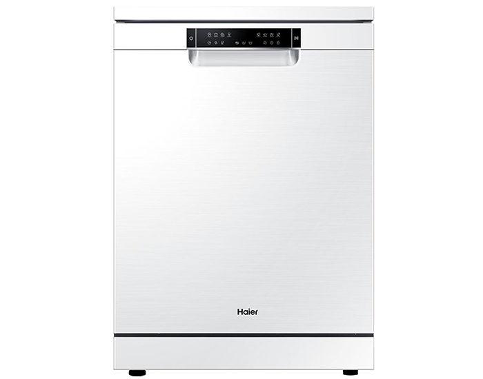 Haier HDW13V1W1 13 Place White Dishwasher Main