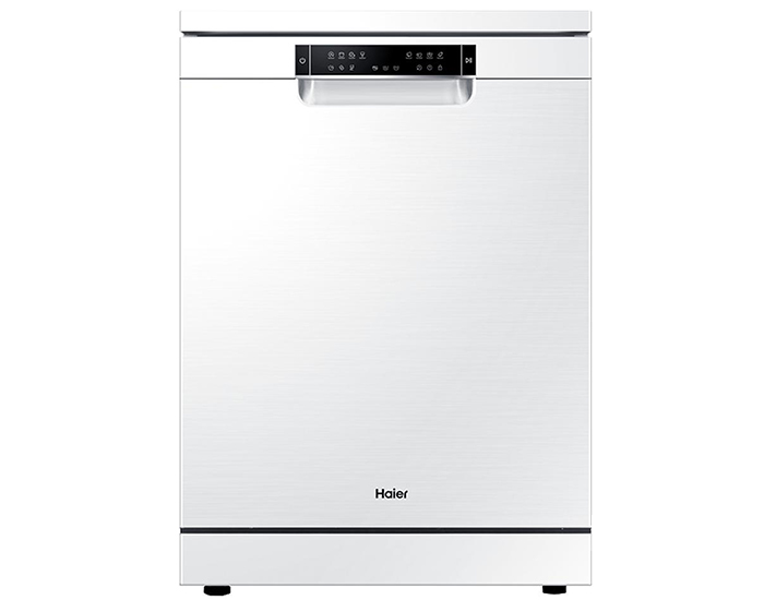 Haier HDW13V1W1 13 Place White Dishwasher Main