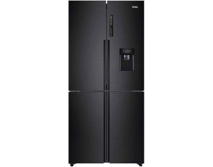 Haier HRF516YHC 516L Black French Door Refrigerator Main