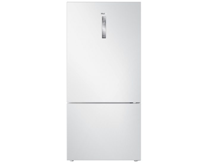 Haier HRF520BW 517L White Bottom Mount Fridge Main
