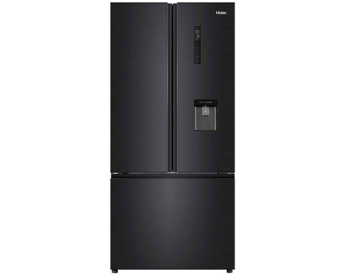 Haier HRF520FHC 514 L Black French Door Refrigerator Main