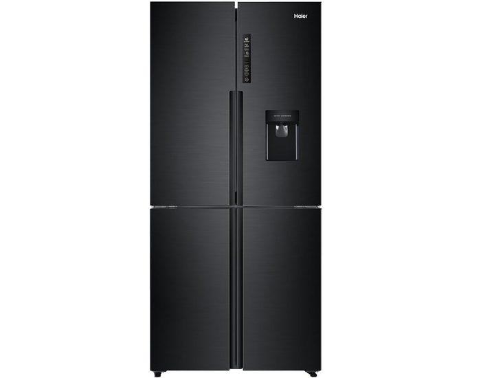 Haier HRF565YHC 565L French Door Refrigerator in Black main