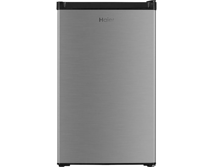 Haier HRZ130 126L Bar Fridge in Stainless Steel main
